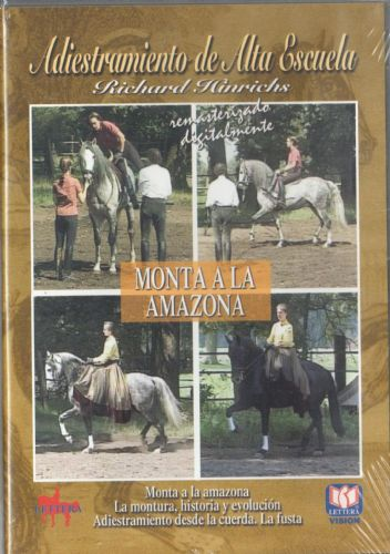 Alta Escuela DVD - Monta a la Amazona/Side Saddle